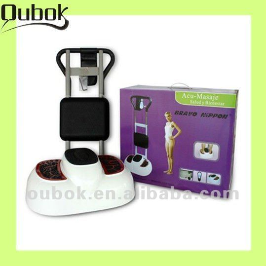 2012 Latest healthcare blood circulation foot machine