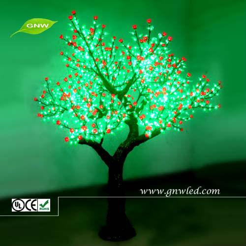 tr139 GNW LED lighted apple tree
