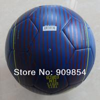 Hot sales official size 5 TPU soccer ball/football+hand pump+net. Free shipping