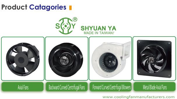 Petit ventilateur centrifuge 12 V