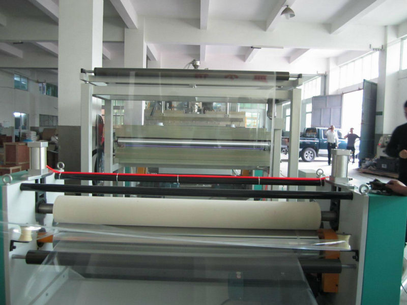Single/double/triple layer extrusion plastic film production line