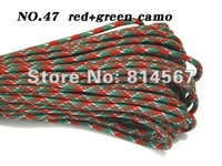 Набор для путешествий New Paracord 550 Paracord Parachute Cord Lanyard Rope Mil Spec Type III 7 Strand 100 FT