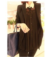 Блузки и рубашки модные рубашки Блузка-38