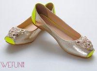 Женская обувь на плоской подошве E25 35/39