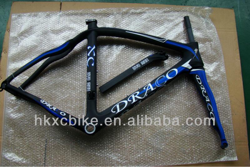 Corridas de estrada bicicleta de carbono chinês quadro