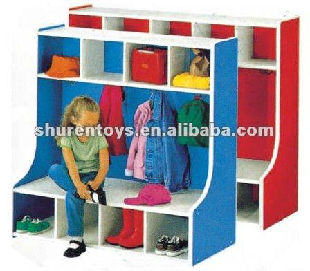 Enfants armoire chaussures meubles pour l 39 cole ou la for Meuble alibaba montreal