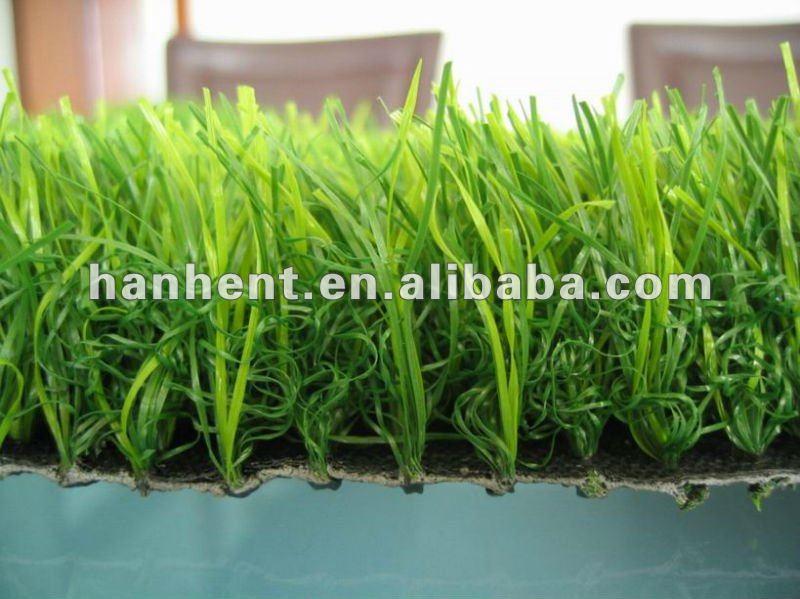 Искусственная трава пряжа