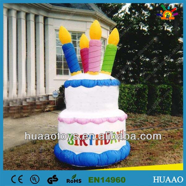 commercial cheap customized inflatable model for advertising