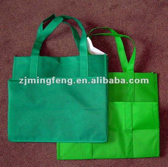 high quality eco-friendly bottle non woven tote bag