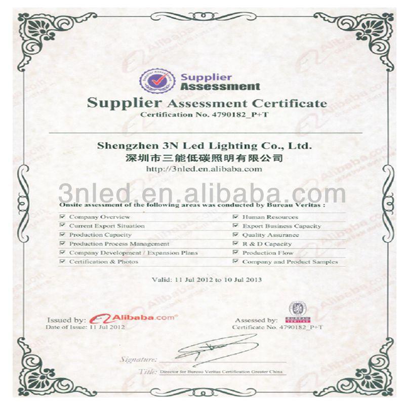 UL make in China led lighting AC100-277V R17D led tube light 9w