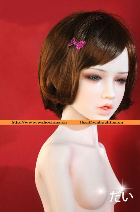 2014 newest lifelike sex doll silicone mini sex doll