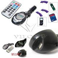 Автомобильный MP3-плеер OEM MP3 fm/sd/mmc/usb/CD/fm