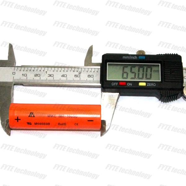 Li-ion battery Saft LS14500 2250mAh battery cell PK MNKE imr 1500mAh 18650