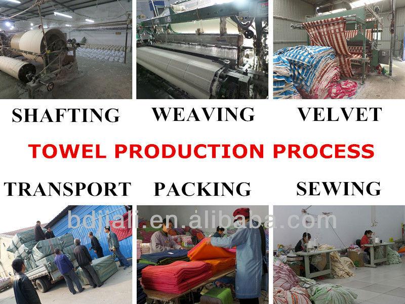 100% cotton organic cotton towel