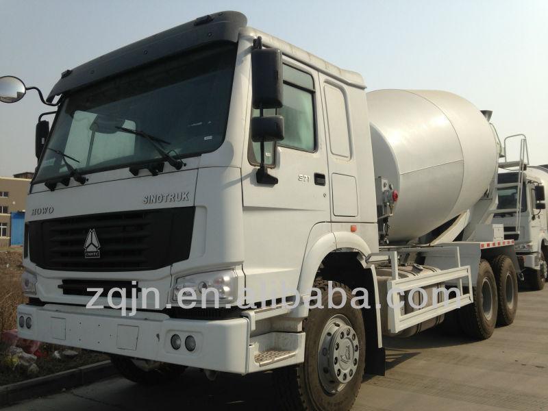 Volvo Trucks China Howo 6x4