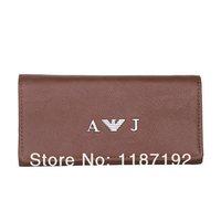 Кошелек Jeans Handbag Women's Diamond Shoulder Bag AJ Tote Purse Candy Color Purse wallet aj wallet Patent leather wallet