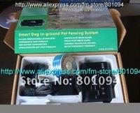 Товары для дрессировки собак Smart Dog In-ground Pet Fencing System dog fence pet fence for 1 dog with retail packing