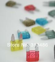 Предохранитель zinc blade auto fuse /ATC fuse, automotive mini fuse-mini 1A 2A 3A 5A 7.5A 10A 15A 20A 25A 30A 35A 40A