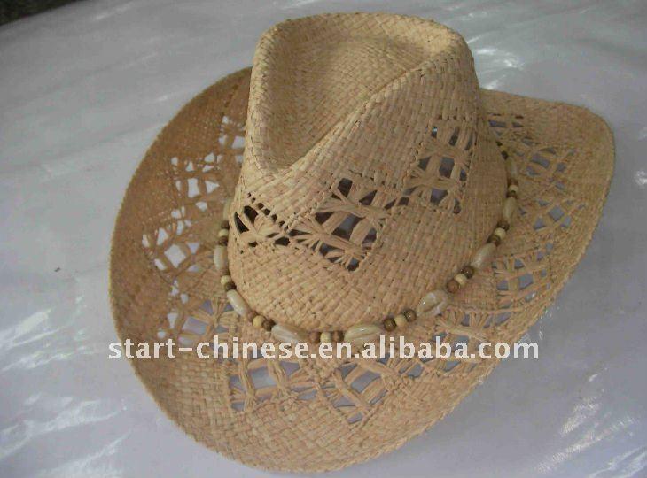Вязание крючком seagrass шляпа