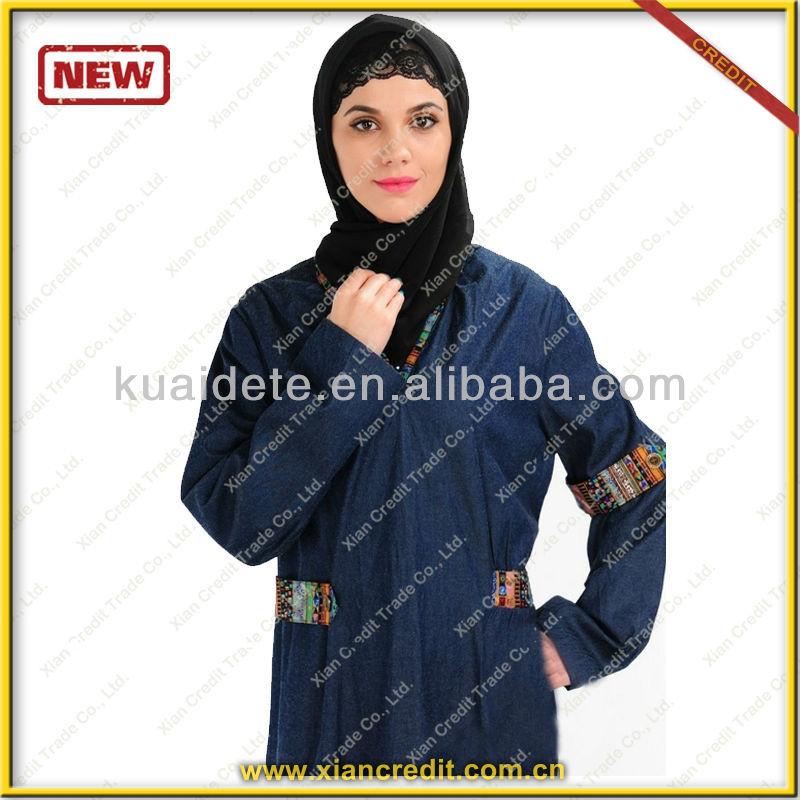 2014 HOT!!! Muslimah clothing for women / Women abaya