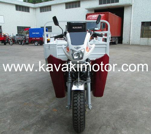 KAVAKI five wheel cargo motor tricycle