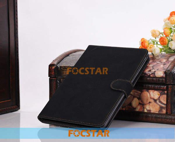FOCSTAR Retro Color Stand Leather Case Cover for iPad Mini Retina F-IPDMINILC007