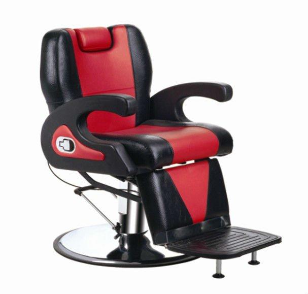 2012 de lujo silla de barbero con bomba hidr ulica silla for Sillas para barberia