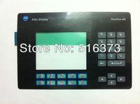 AB panelview 600 2711-b6c1 2711-b6c1l1 100% новый Коммутатор Мембранные клавиатуры