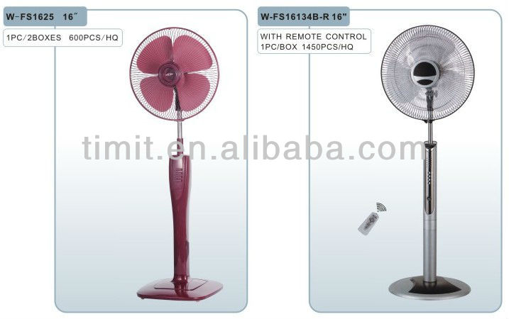 "16""STAND FAN (WITH ELECTRIC MOSQUETO REPELLENT)"
