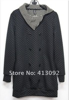 Женские толстовки и Кофты 2012 new spring and autumn long sleeve fashion garments cardigan, hoddies, women coat, store NO 413092