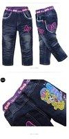 Джинсы для мальчиков girl lovely cowboy for autumn and spring and retail