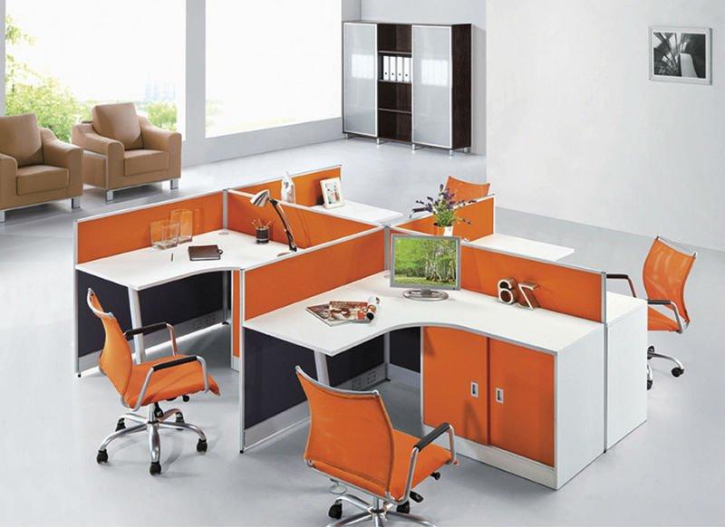 Modern office screen partition design, office workstation , modular