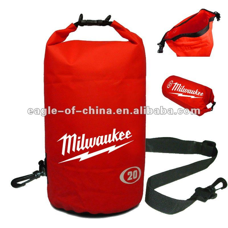 Hot sale 20L cylinder waterproof dry bag