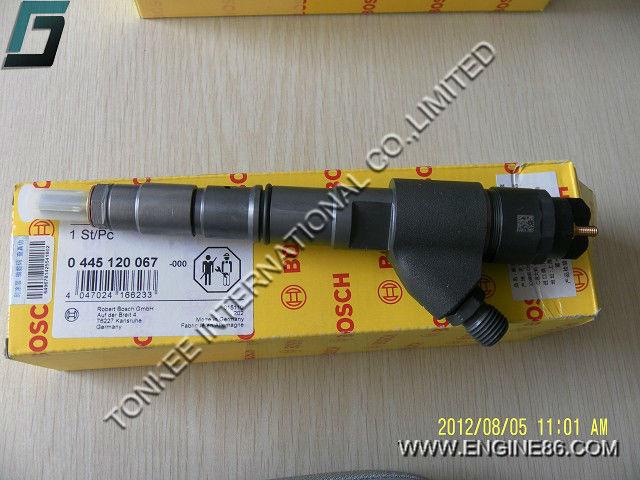 EC210BLC injection nozzle, Common rail injector, 0445120067, 20798683 .jpg