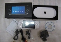 FREE shipping NEW 8GB 4.3 inch Video Game 1.3 M Camera MP3 MP4 MP5 Console Player + 2000 games+TV out