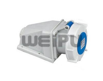 Industrial Socket Outlet air outlet TYP8624 LED display (16A5 core) out with IP67