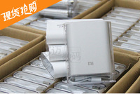 Зарядное устройство 1pc 10400mAh Original Xiaomi Power Bank for iPhone Samsung HTC External Battery + Micro usb cable + retail box