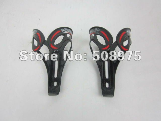 Wholesale! 2011 chris K cycles carbon fiber bottle cages /Bicycle bottle cage MTB/Road bike bottle cage