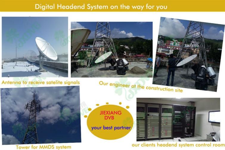 Headend system
