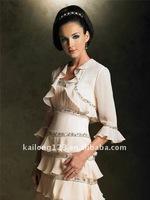 Вечернее платье 2011 New strapless tiered beading evening dress