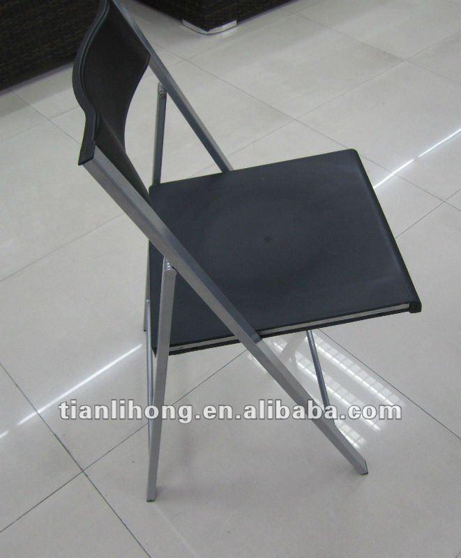 رخيصة في الهواء الطلق كرسي من البلاستيك قابلة للطي