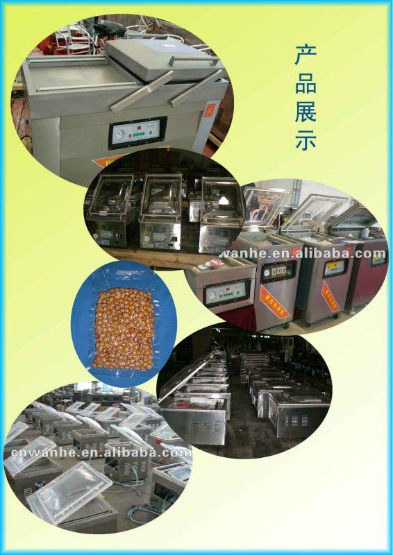 DZ-400/2SB Automatic Vacuum sealer
