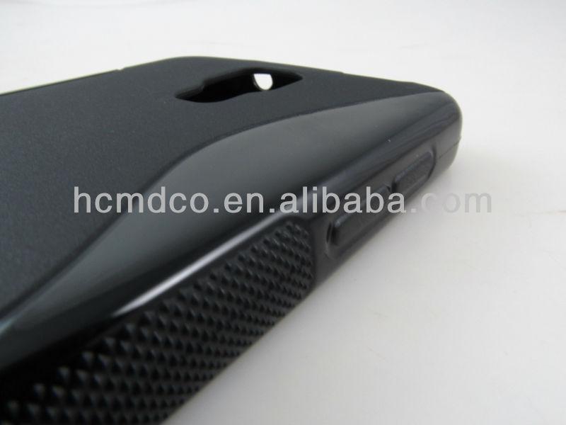 S Line i9295 soft case