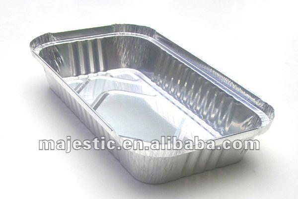 Disposable Pollution-free Household Food Aluminum Container