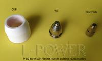 Плазменный сварочный аппарат 25 l/macht p/80 plasmaschneider verbrauchsmaterialien