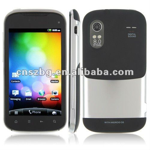 unlocked 4.0 inch Smart mobile A1 with android OS, Bluetooth, GPS, Google Maps, mp3, mp4