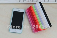 Чехол для для мобильных телефонов Cheap Price Colorful For iPhone 5 5S case Hard plastic Case For iPhone 5 5S 20pcs/lot