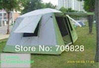 двойной слой УФ-8-12 человек качества открытый большой шатер