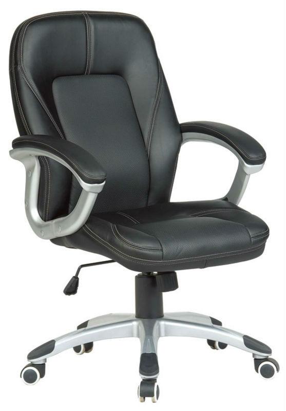 Y-2773 chaise de bureau d'unité centrale pivotante avec dossier haut de haute qualité