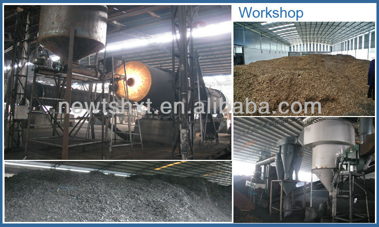 wood activated coal TS303